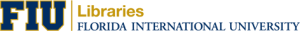 Florida International University Libraries logo